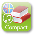 SlovoEd Compact English-Swedish & Swedish-English dictionary