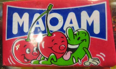 Maoam candy package