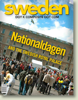 Nationaldagen and the Royal Palace