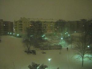 stockholm snow february 10 2011