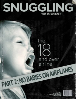 No more babies on airplanes