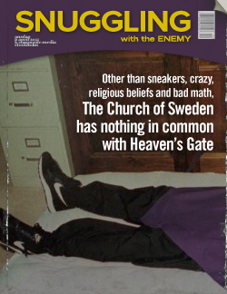 Heaven's Gate and the Church of Sweden