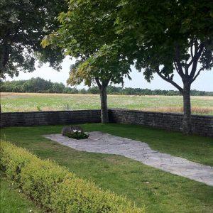 Ingmar Bergmans begravningsplats