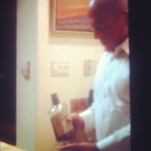 "Agent Hank Schrader from ""Breaking Bad"" also loves Knob Creek bourbon. My man!"