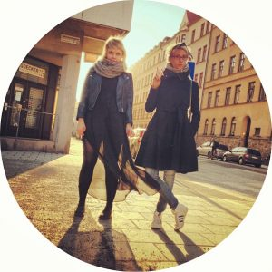 Swedish bitches. @iida_h @kvinnamedklass
