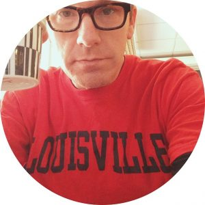 I can't believe I'm the only person at my office wearing a Louisville shirt today. What the...?