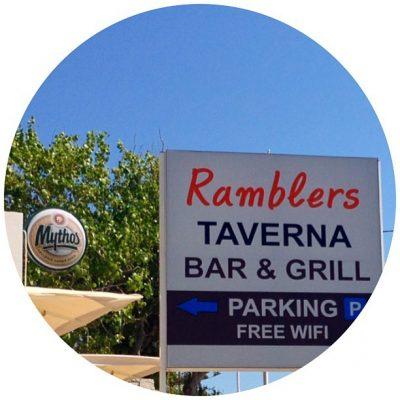 Ramblers!
