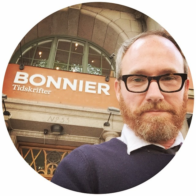 Tack för fem(-ish) fantastiska år! Hejhej! #bonniertidskrifter